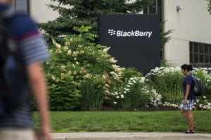 BlackBerry Layoffs