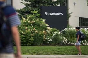 BlackBerry Layoffs
